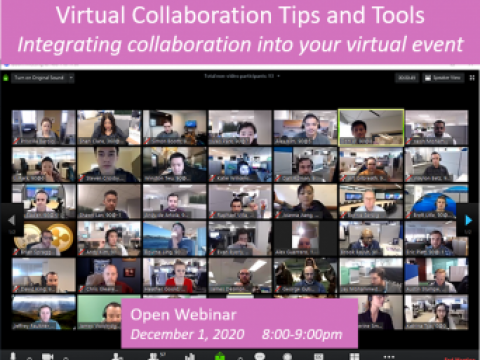 KMP Webinar: Virtual Collaboration